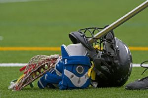 Lacrosse Gear on the Field